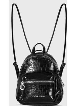 Czarny plecak damski Kazar Studio Kazar Studio - kod rabatowy