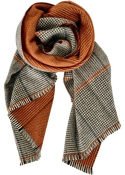 JANNIE check scarf Black Colour showroom.pl - kod rabatowy