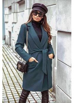 Płaszcz damski wełniany butikjola.pl - kod rabatowy