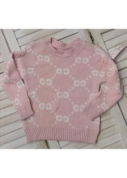 SWETER PUDROWY Petit Boutique - Moda Dziecięca Petit Boutique - Moda Dziecięca - kod rabatowy