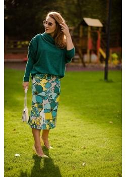KAMIZELKA CANDY CZARNA bezowy Likeme Fashion wyprzedaż LikeMeFashion  - kod rabatowy