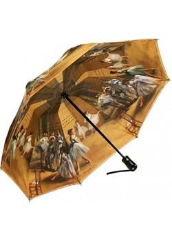 "Degas ""Lekcja baletu"" parasolka odwrotna do torebki Galleria Parasole MiaDora.pl - kod rabatowy"
