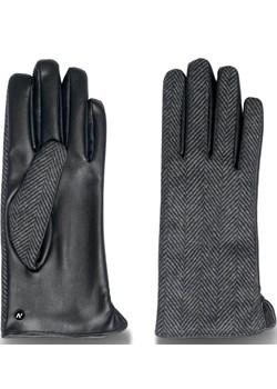 napoLADY eco (czarny/szary) wyprzedaż napo gloves - kod rabatowy