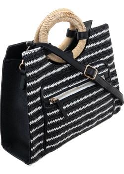 Monnari® klasyczny miejski shopper na ramię torebka damska Monnari Bagażownia.pl okazyjna cena - kod rabatowy