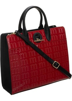 Lakierowana torebka damska klasyczna Monnari® trapez Monnari promocja Bagażownia.pl - kod rabatowy