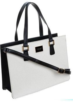 Monnari® ciekawa duża shopper bag torebka eko skóra Monnari promocyjna cena Bagażownia.pl - kod rabatowy