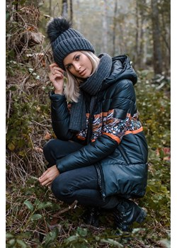 Krótka kurtka zimowa Aspen Into The Wild S Naoko NAOKO - kod rabatowy