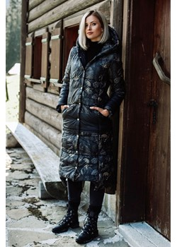Długi płaszcz zimowy Reykjavik Dark Innocence S Naoko NAOKO - kod rabatowy