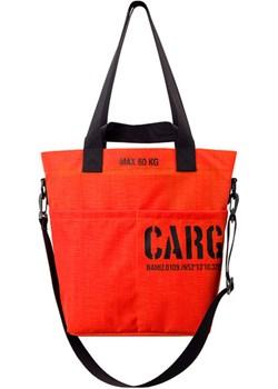 Torba orange z kieszeniami MEDIUM orange Cargo By Owee   - kod rabatowy