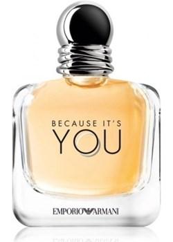 Emporio Armani Because It'S You Woda Perfumowana 100 ml TESTER Emporio Armani Faldo - kod rabatowy