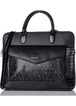 Elegancka torba na laptopa MONNARI Monnari DobraTorebka.pl promocja - kod rabatowy
