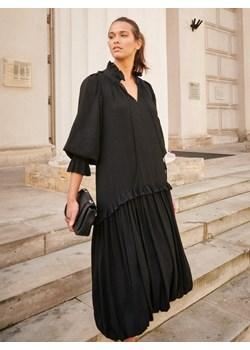 Sukienka MARRAKESH carbon Bycabo bycabo.com - kod rabatowy