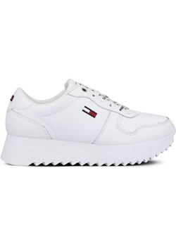 TOMMY HILFIGER IMOGEN 1A HIGH CLEATED LEATHER Tommy Hilfiger Symbiosis - kod rabatowy