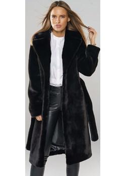 Płaszcz futrzany - dyplomatka kamel Smoke Furs  SMOKE - kod rabatowy