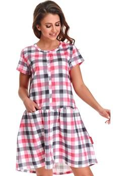 Koszula do karmienia 9444 hot pink Doctornap Piękny Brzuszek - kod rabatowy