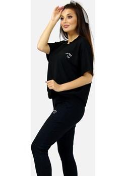 LOGO CLASSIC BLACK TEE Pantheroar - kod rabatowy