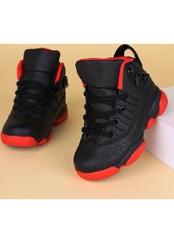 Czarne buty sportowe sznurowane Casu 201D/BR Casu wyprzedaż Casu.pl - kod rabatowy