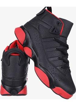 Czarne buty sportowe sznurowane Casu 201D/BR6 Casu okazja Casu.pl - kod rabatowy