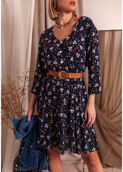 Sukienka Marcia - w kwiaty 2 Latika Butik Latika - kod rabatowy