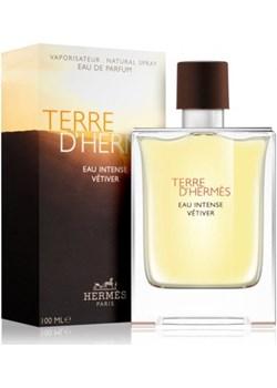 Hermes Terre d'Hermès Eau Intense Vetiver Woda 100 ml Perfumowana dla mężczyzn Faldo - kod rabatowy