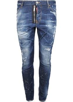 """jeansy """"Sexy Twist"""" Dsquared2 promocja showroom.pl - kod rabatowy"""