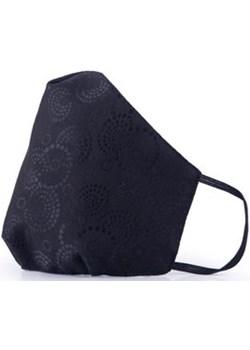 Maseczka ochronna trójwarstwow QART PREMIUM czarna Qart Mustache.pl - kod rabatowy