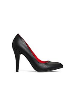 buty newyorker czarny  - kod rabatowy