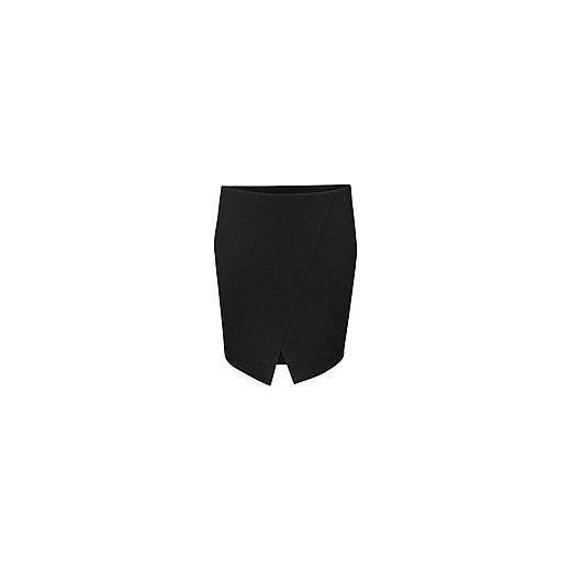 Spódnica newyorker czarny Odzież Damska UM czarny Spódnice WVFG szyk