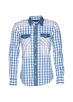 koszulka newyorker niebieski Koszulki - kod rabatowy