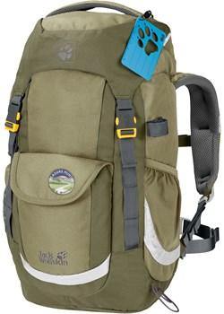 Plecak dla dziecka KIDS EXPLORER 20 khaki Jack Wolfskin okazyjna cena Jack Wolfskin - kod rabatowy