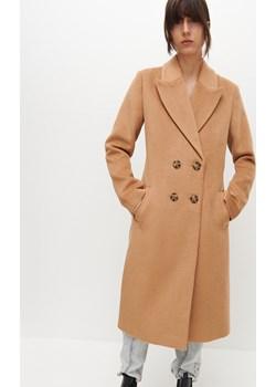 Reserved - Dwurzędowy płaszcz - Reserved Reserved - kod rabatowy