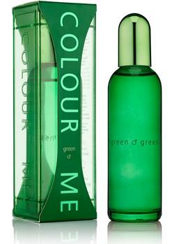 Colour Me Green EDP Woda perfumowana dla mężczyzn 100ml Milton-lloyd Brexiter - kod rabatowy
