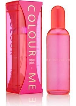 Colour Me Neon Pink EDP Woda perfumowana dla kobiet 100ml Milton-lloyd Brexiter - kod rabatowy