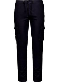 Spodnie lniane AERONAUTICA MILITARE Aeronautica Militare wyprzedaż S'portofino - kod rabatowy