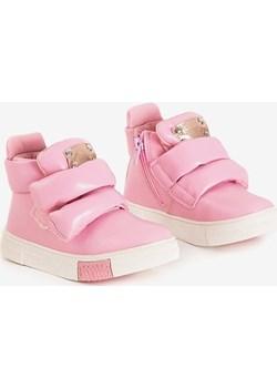 Różowe dziecięce sneakersy Dama - Obuwie Royalfashion.pl royalfashion.pl - kod rabatowy