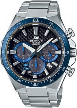 Zegarek CASIO Edifice EFS-S520CDB-1BUEF Premium Casio TimeandMore wyprzedaż - kod rabatowy