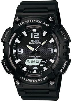 Zegarek CASIO AQ-S810W-1AVEF Casio promocja TimeandMore - kod rabatowy
