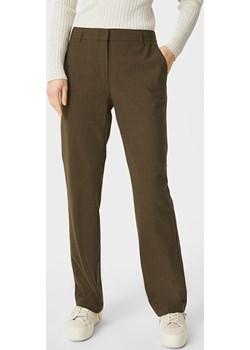 C&A Spodnie, Zielony, Rozmiar: 34 Yessica Tailored C&A - kod rabatowy