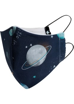 Bawełniana maska dla dziecka planety 2-6 lat 2-6 lat Mamaiti Mamaiti - kod rabatowy
