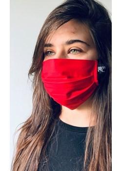 Maska, Maseczka bawełniana bawełniana + 3 Filtry. Agnieszka Martini Mustache.pl - kod rabatowy