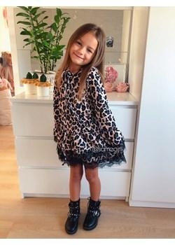 Sukienka Safari Elegance Vanilove - kod rabatowy