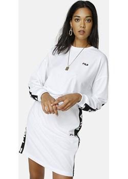 Bluza FILA Damska TALLIS Sweat White Fila okazyjna cena 4elementy - kod rabatowy