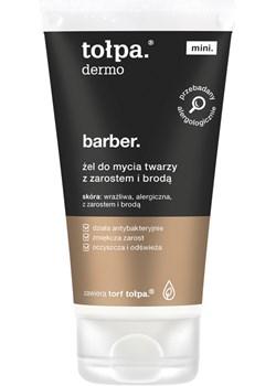 żel do mycia twarzy z zarostem i brodą, 75 ml Tołpa tolpa.pl - kod rabatowy