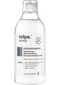 hialuronowy płyn micelarny do mycia twarzy i oczu, 300 ml Tołpa tolpa.pl - kod rabatowy