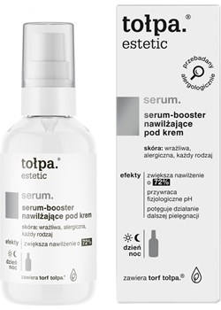 serum-booster nawilżające pod krem, 75 ml Tołpa tolpa.pl - kod rabatowy