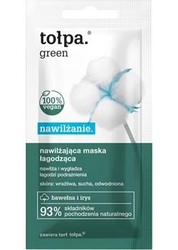 nawilżająca maska łagodząca, 8 ml Tołpa promocyjna cena tolpa.pl - kod rabatowy