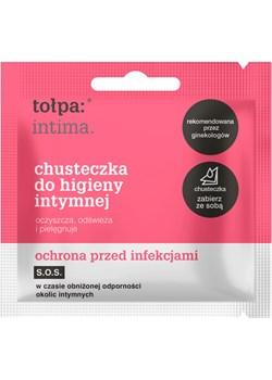 chusteczka do higieny intymnej, 1 szt. Tołpa tolpa.pl - kod rabatowy