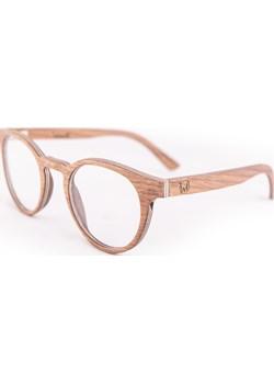 Drewniane okulary korekcyjne Woodfi Orzech Woodfi Woodfi - kod rabatowy