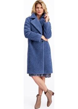 Płaszcz damski niebieski Luna Niso 84806 Lavard okazyjna cena Lavard - kod rabatowy