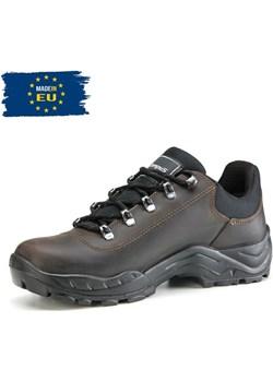 CAMPUS buty męskie GRADO brązowy/czarny Campus traperek okazja - kod rabatowy